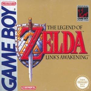 The Legend of Zelda: Link's awakening DX per Game Boy