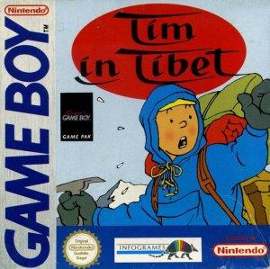 Tintin in Tibet per Game Boy