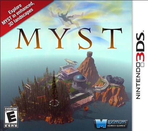 Myst su Nintendo 3DS a marzo 2012