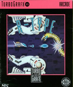 R-Type per PC Engine