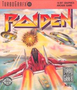 Raiden per PC Engine