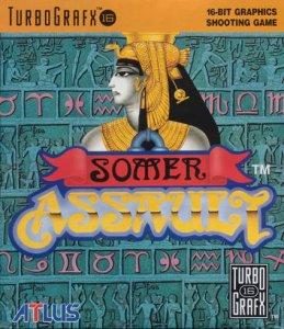Somer Assault per PC Engine