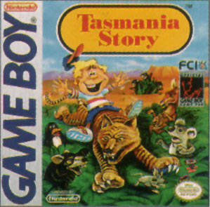 Tasmania Story per Game Boy