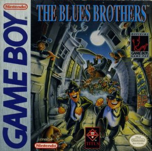 The Blues Brothers per Game Boy