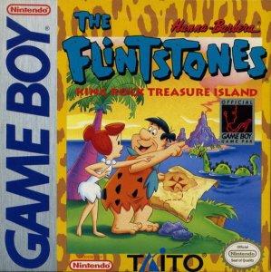 The Flintstones: King Rock Treasure Island per Game Boy