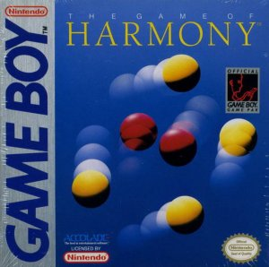 The Game of Harmony per Game Boy
