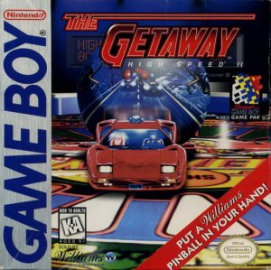 The Getaway: High Speed II per Game Boy