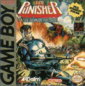 The Punisher: Ultimate Payback per Game Boy