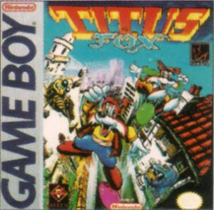 Titus the Fox: To Marrakech and Back per Game Boy