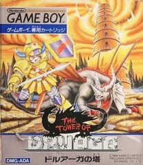 The Tower of Druaga per Game Boy