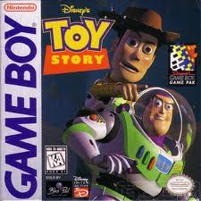 Toy Story per Game Boy