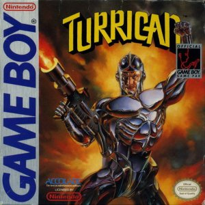 Turrican per Game Boy