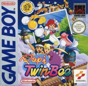 Twinbee da! per Game Boy