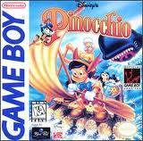 The Adventures of Pinocchio per Game Boy