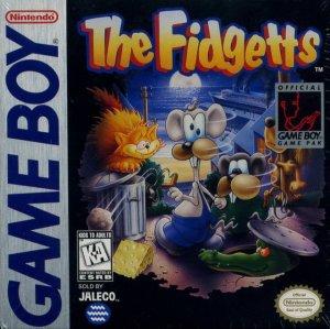 The Fidgetts per Game Boy