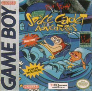 The Ren & Stimpy Show: Space Cadet Adventures per Game Boy