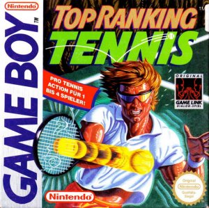 Top Rank Tennis per Game Boy