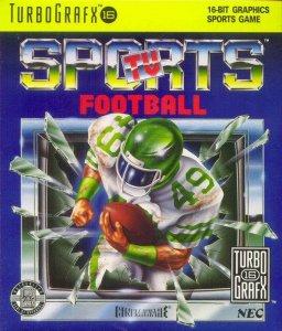 TV Sports: Football per PC Engine