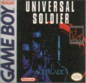 Universal Soldier per Game Boy