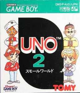 Uno: Small World 2 per Game Boy