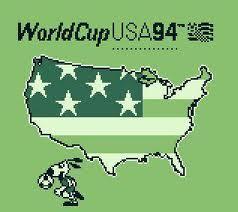 World Cup USA 94 per Game Boy