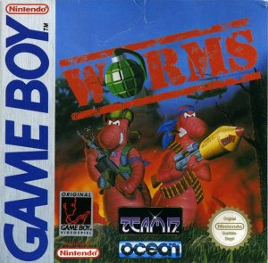 Worms per Game Boy