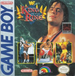 WWF King of the Ring per Game Boy