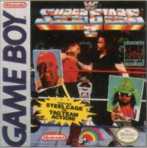 WWF Superstars 2 per Game Boy