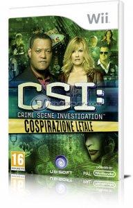 CSI: Cospirazione Letale per Nintendo Wii