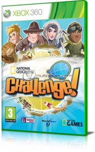 National Geographic Challenge! per Xbox 360