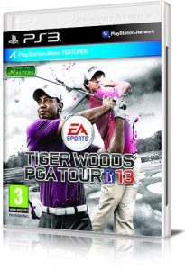 Tiger Woods PGA Tour 13 per PlayStation 3