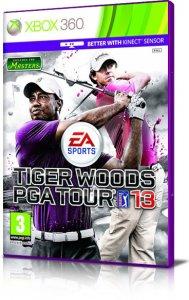 Tiger Woods PGA Tour 13 per Xbox 360