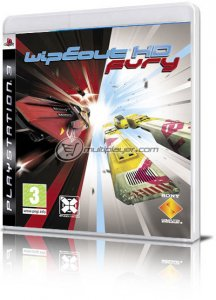 WipEout HD Fury per PlayStation 3