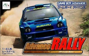 Advance Rally per Game Boy Advance
