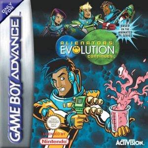 Alienators: Evolution Continues per Game Boy Advance