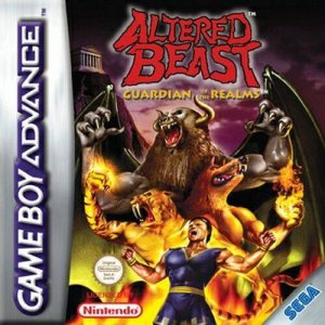 Altered Beast per Game Boy Advance