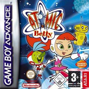 Atomic Betty per Game Boy Advance