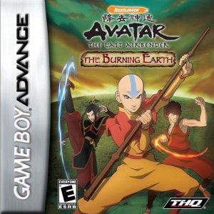 Avatar: The Burning Earth per Game Boy Advance