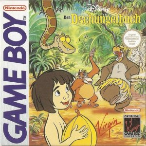 Walt Disney's The Jungle Book per Game Boy