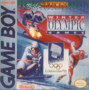 Winter Olympic Games: Lillehammer '94 per Game Boy