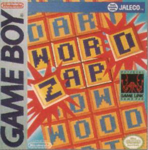 Word Zap per Game Boy