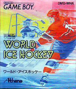 World Ice Hockey per Game Boy
