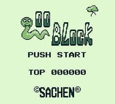 Zoo Block per Game Boy