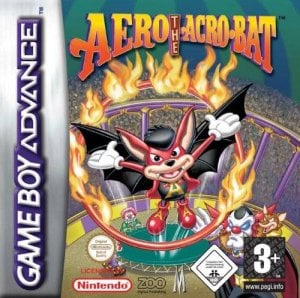 Aero the Acrobat per Game Boy Advance
