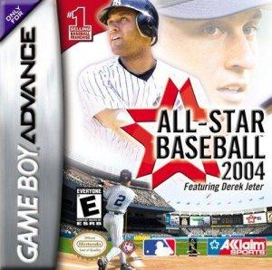 All-Star Baseball 2004 per Game Boy Advance