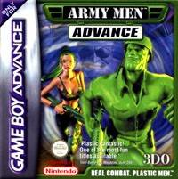 Army Men Advance per Game Boy Advance