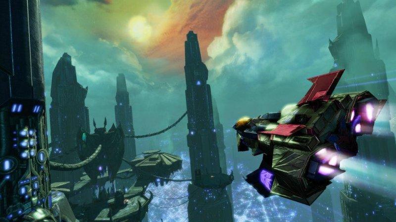 Voci dal Sottobosco - La Caduta di Cybertron