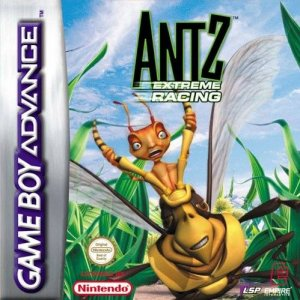Antz Extreme Racing per Game Boy Advance