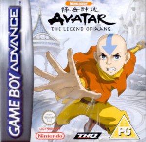 Avatar: The Legend of Aang per Game Boy Advance