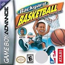 Backyard Basketball per Game Boy Advance